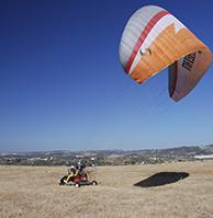 vuelo paramotor malaga